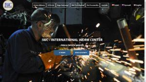 Strona www INA WORK